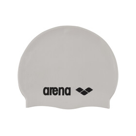 arena Classic Silicone Badehætte hvid